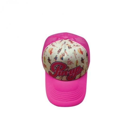 Καπέλα Jockey Tfar Pin Up