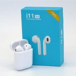 Ασύρματα Ακουστικά Bluetooth i11 – TWS
