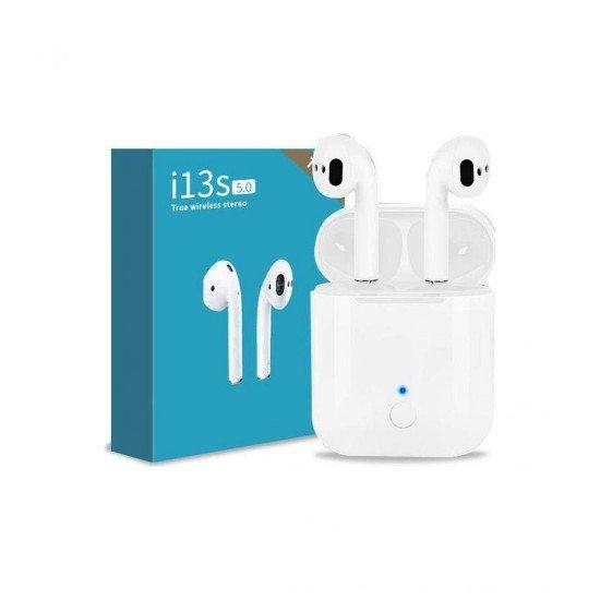 Ασύρματα Ακουστικά Bluetooth v5 i13 TWS Wireless Touch