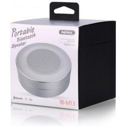 Φορητό ηχείο με κάρτα μνήμης και aux in REMAX M13 HD Bluetooth 4.2