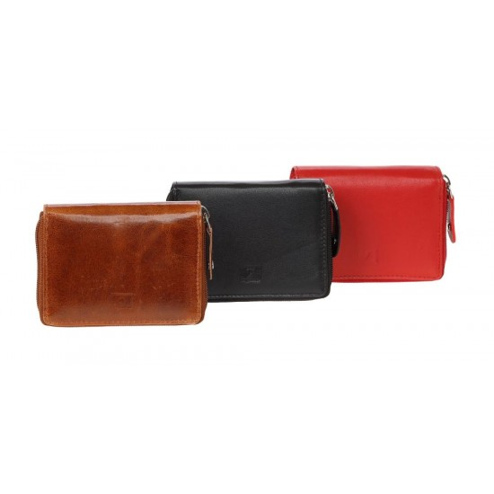 Πορτοφόλι Καρτοθήκη LAVOR 1-3607 Δέρμα