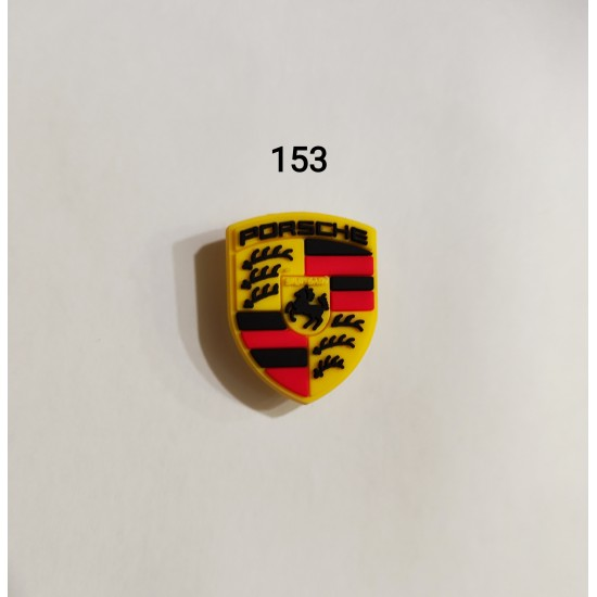 Jibbitz σήμα Porsche Νο153