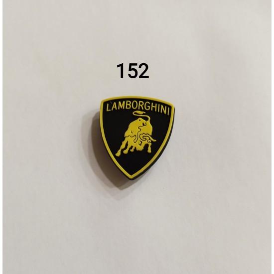 Jibbitz σήμα Lamborghini Νο152