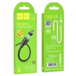 """Καλώδιο USB to Micro-USB """"X52 Sereno"""" magnetic charging"""