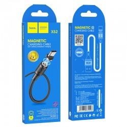 """Καλώδιο USB to Type-C """"X52 Sereno"""" magnetic charging"""