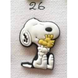 Jibbitz Snoopy No26