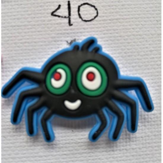 Jibbitz αράχνη Νο40