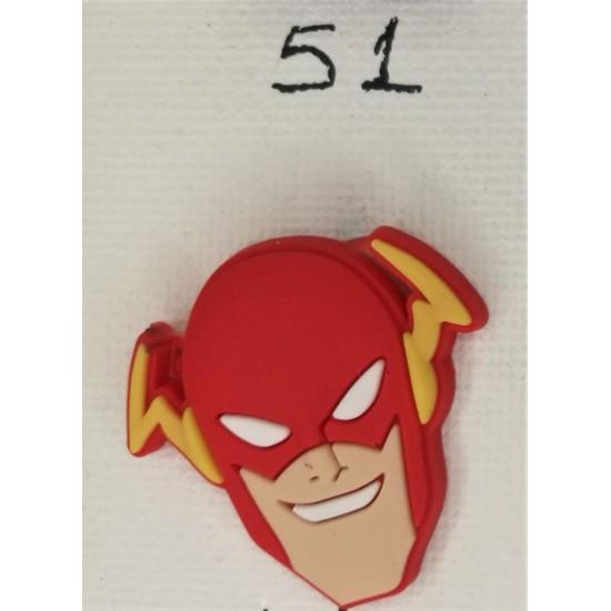 Jibbitz Flash κεφάλι Νο51