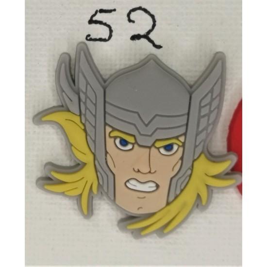 Jibbitz Thor κεφάλι Νο52