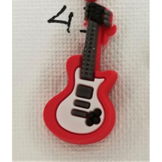 Jibbitz Κιθάρα Νο43