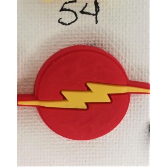 Jibbitz ασπίδα Flash Νο54