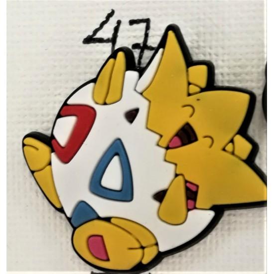 Jibbitz pokemon Togepi Νο47