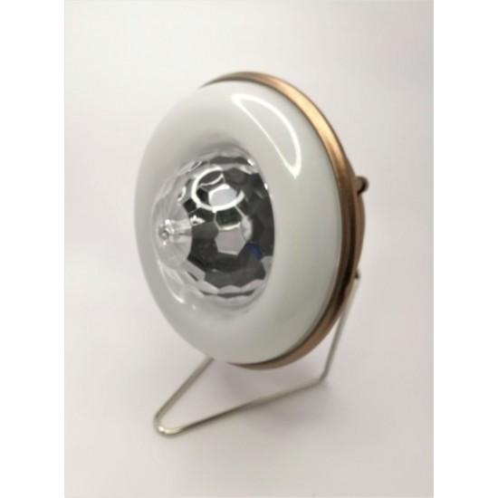 Φωτάκι-discoball ηλιακό