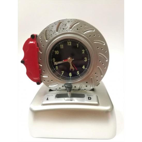 Ρολόι γρανάζι ξυπνητήρι επιτραπέζιο