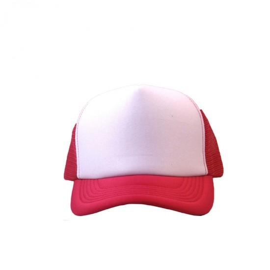 Καπέλα Jockey Tfar άσπρο ροζ
