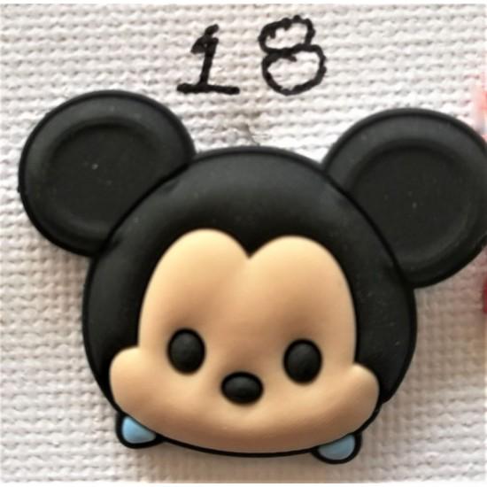 Jibbitz Mickey tsum tsum No18