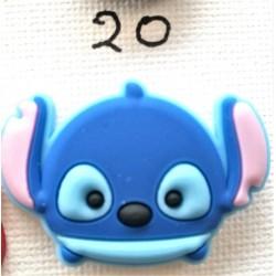 Jibbitz Stitch tsum tsum No20
